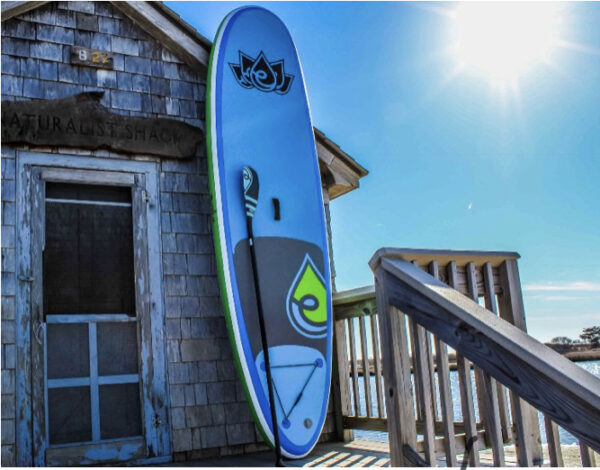 evolve inflatable paddle board for sale