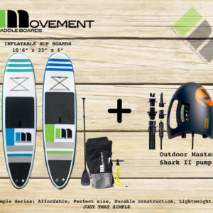 Movement Inflatable SUP for sale