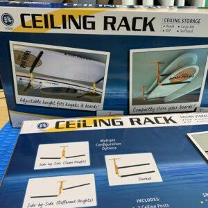 Suspenz Kayak Ceiling or under deck rack