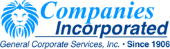 Companies Incorporated Logo