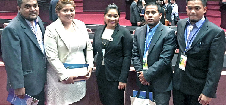 Youth attend ROC 'future leaders'