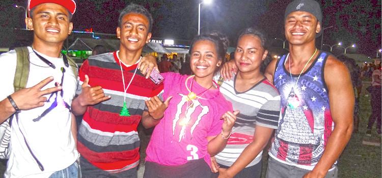 New Year's blast in Delap