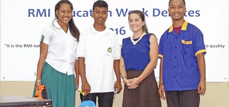 Education week debate champs