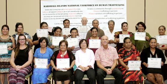 RMI focuses on trafficking