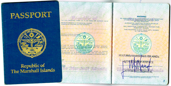 Passports out of action