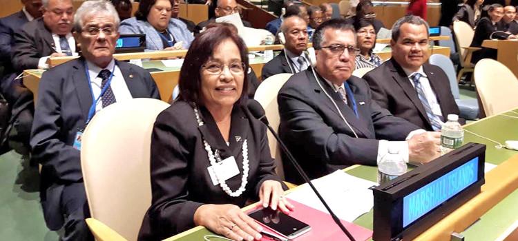 Hilda signs global pact