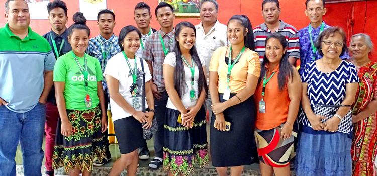 Ebeye SDA seniors' excellent trip