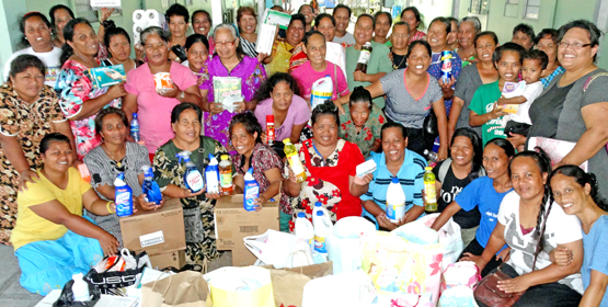MOH happy with LDS donation