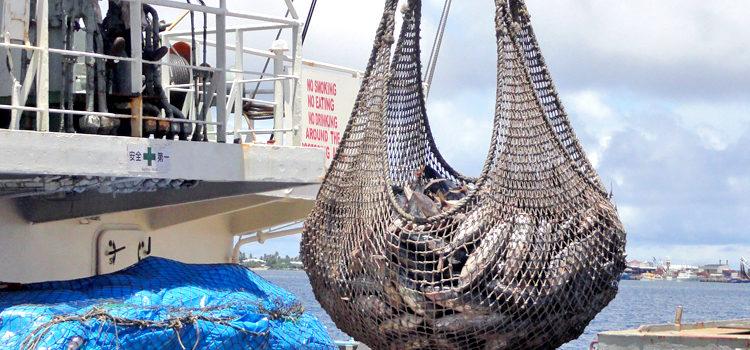 PNA: US violates fishing rule