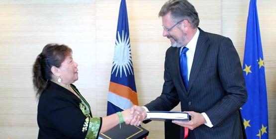 EU visa deal helps RMI
