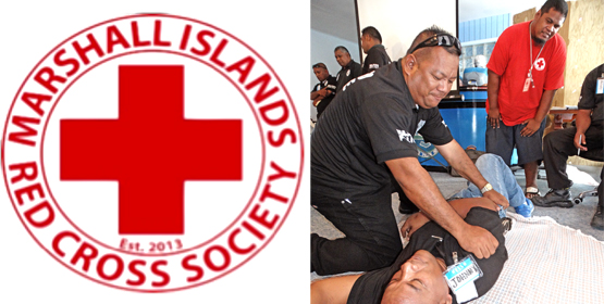 Local police get Red Cross training
