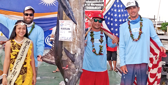 24th All-Micronesia: The Tag-n-Release fishing tournament