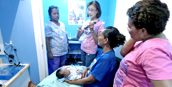 Ebeye's new hearing services