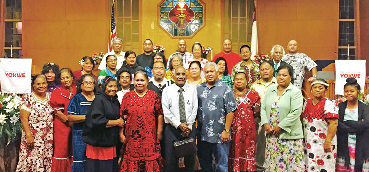 Zackios meets US Marshallese, Obama Friday