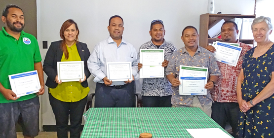 EPA lab gets US certification