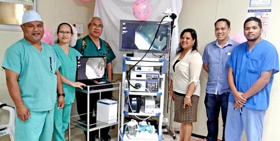 Life-saving equipment