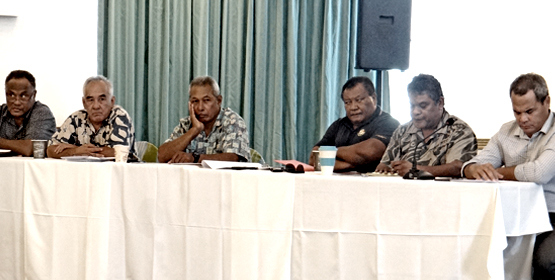 Mayor Ota aims for solutions