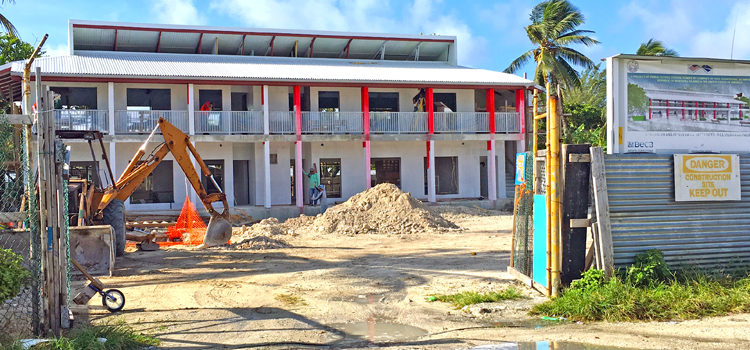 Majuro, Ebeye projects move
