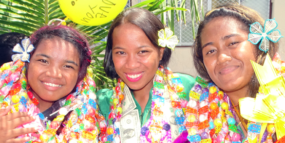 More girl grads in RMI