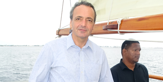 President welcomes German Ambassador to Marshalls