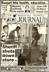 Sheriff shuts down store