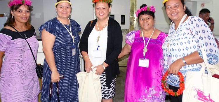 Talks aim to empower women