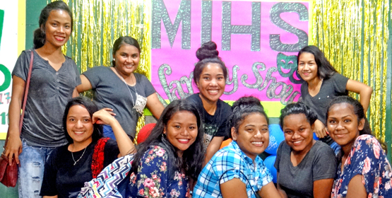 MIHS puts on a show
