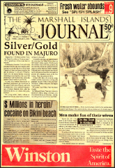 Silver and Gold are found at Majuro Hospital