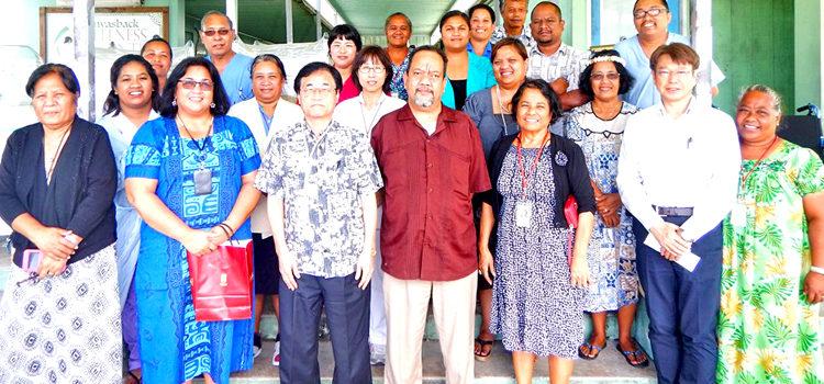 Majuro, Ebeye hospitals benefit