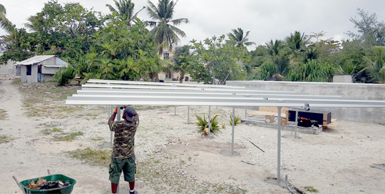 Enewetak gets drought 'smart'