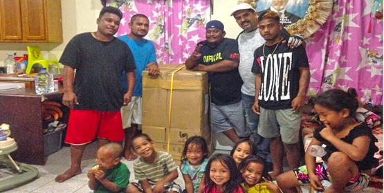 Solar helps Rongelap Islanders