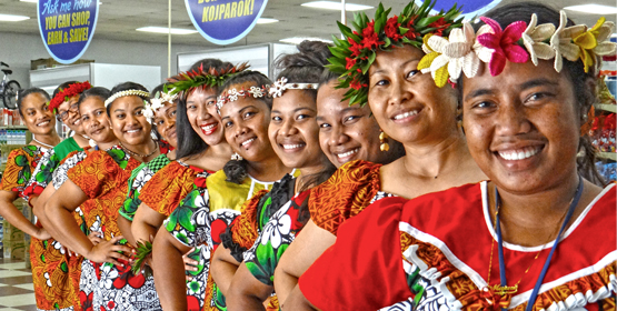 Payless celebrates Culture Day