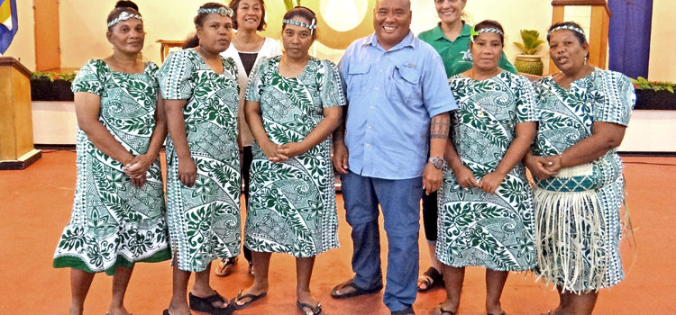 USP 50th features jaki-ed weavers