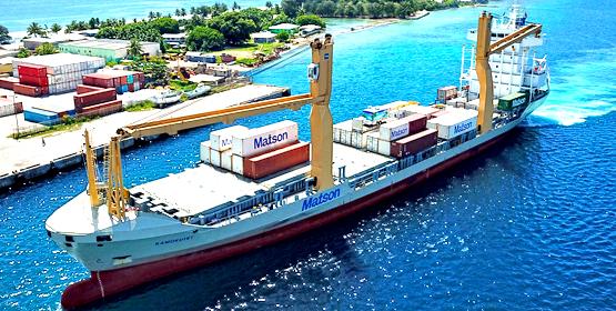 'Small Island' launches RMI service