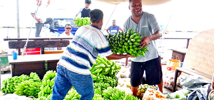 Okeanos delivers local food to Ebeye