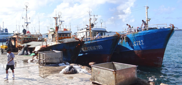 PNA pushes fisheries action