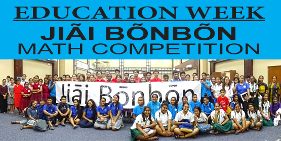 Students shine in math contest