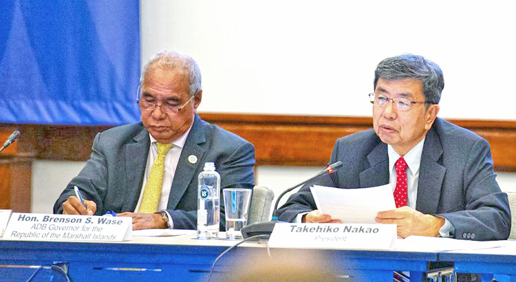 ADB expands funding to islands