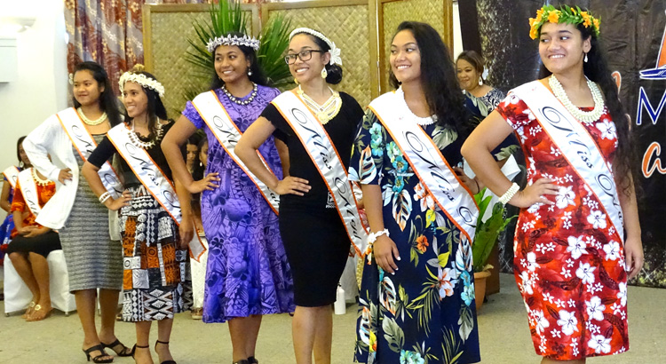 Miss Marshalls Pageant enthralls RMI