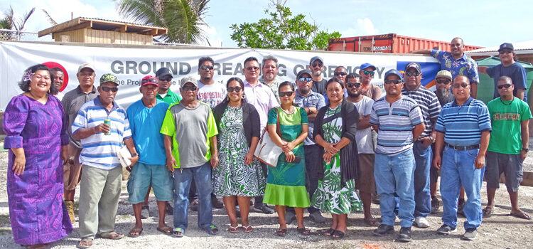 Solar-to-grid for Ebeye