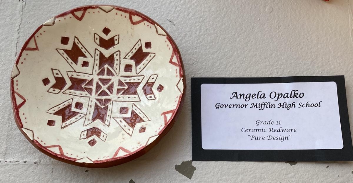 Pure Design (Ceramic Redware)