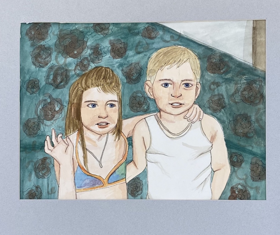 Youth (Watercolor)