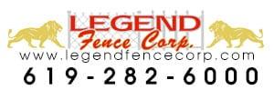 Legend Fence Corp.