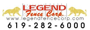 Legend Fence Corp.