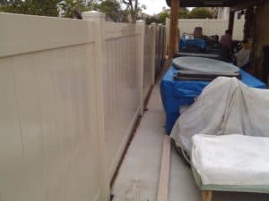 Privacy Vinyl Fence