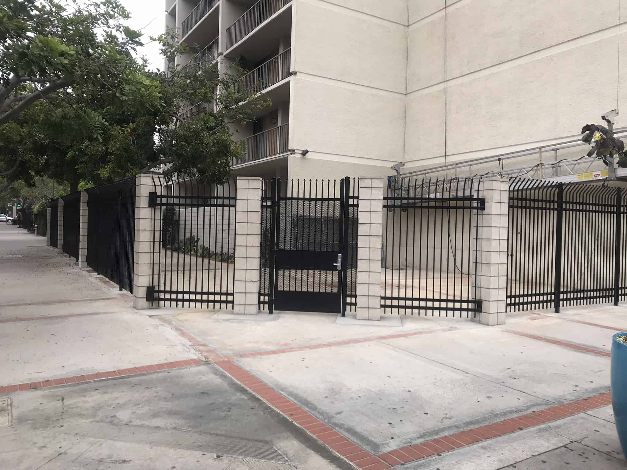 Steel Fence Project