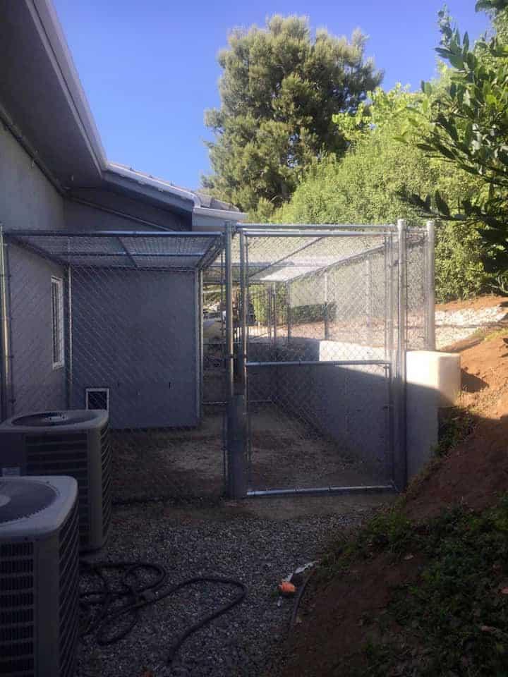 Dog Enclosure for Pups - Legend Fence