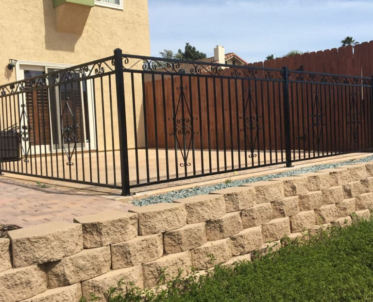 Decorative Fence 2