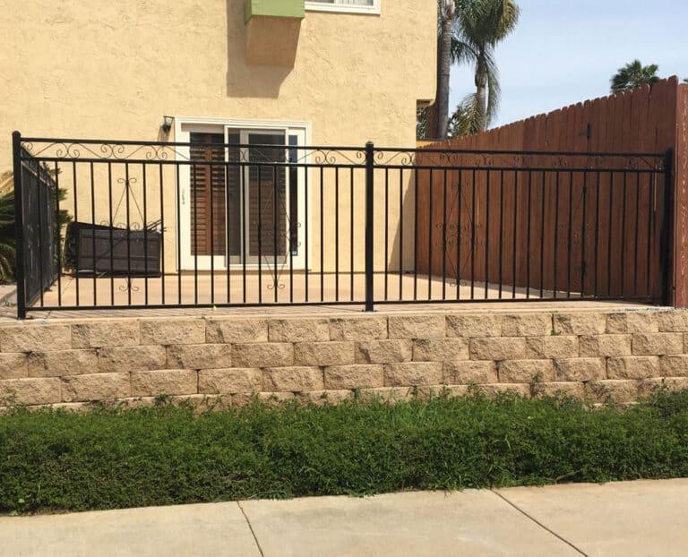 Decorative Fence 3