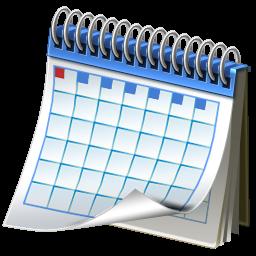 Robotics Calendar